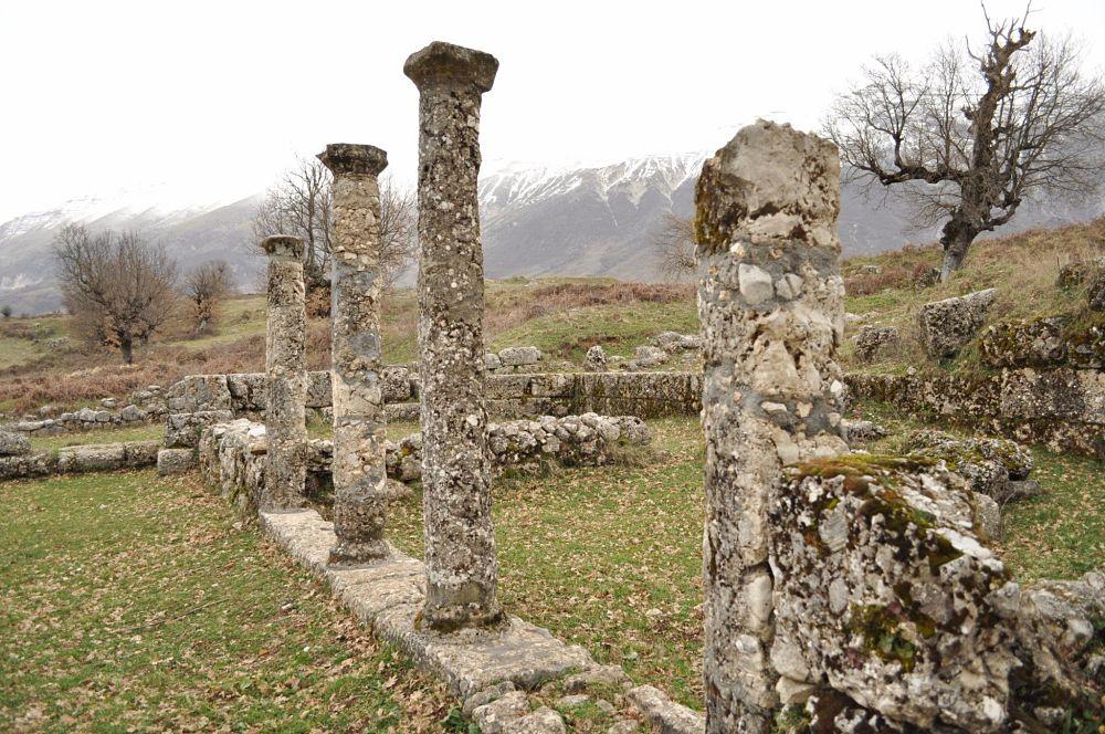 Antigonea Ruins